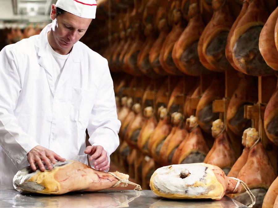Il miglior prosciutto di Parma